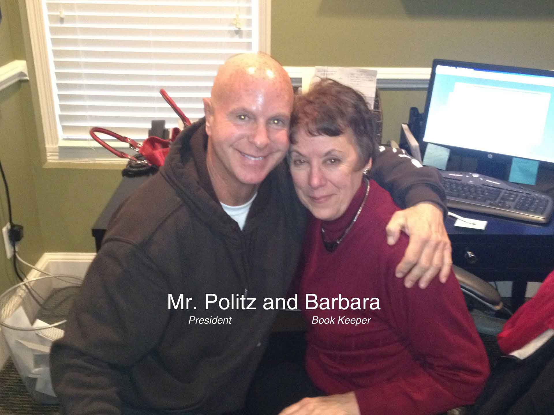 politz and barbara