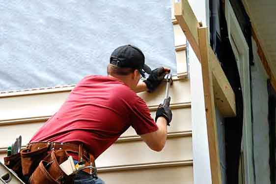 Siding Installation in Frederick Maryland
