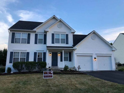 Politz Enterprises completed roof and siding replacement