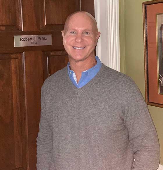 Robert Politz CEO of Politz Enterprises Roofing Inc.