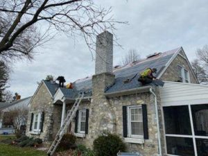 roof replacement in frederick maryland