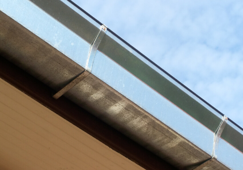 new gutter installation in maryland
