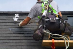how to know if you should move out during a roof replacement in maryland