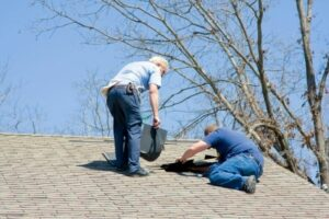 With Maryland Roof Installations, Things Can Get Messy